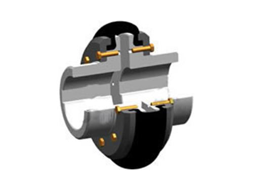 LLA冶金设备用轮胎式联轴器