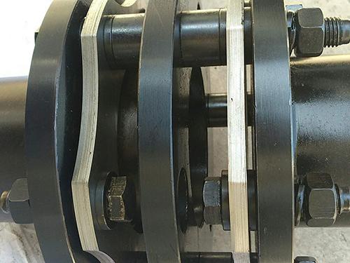 JN系列膜片联轴器
