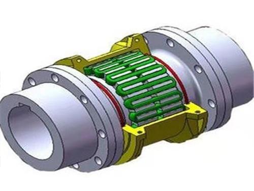 JSJ型接中间轴型联轴器