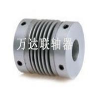 JB1-定位螺丝固定式波纹管联轴器