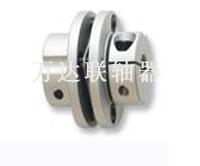 TM3-单节夹紧螺丝固定式膜片联轴器