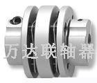 TM4-多节夹紧螺丝固定式膜片联轴器